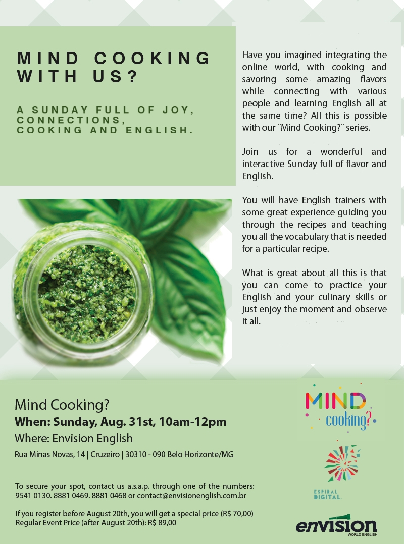 Mind Cooking?